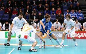 Les Tchèques ont débuté par deux très larges victoires (16-0 et 25-1) contre l'Italie..., photo: CTK