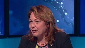 Irena Bartoňová-Pálková, foto: ČT