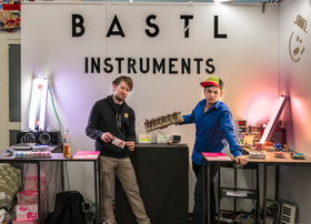 Photo: archive of Bastl Instruments