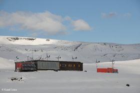 Czech base on James Ross Island, photo: Kamil Láska