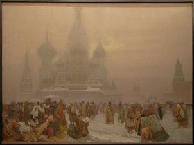 «Отмена крепостного права на Руси», Фото:  Томаш Бергер