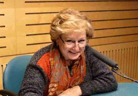 Вера Чаславска, фото: Алена Подлуцка, Архив Чешского Радио