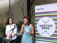 Sylva Ficová and Kateřina Tučková, photo: Pavla Horáková