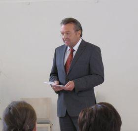 Ernst Holy (Foto: Martina Schneibergová)