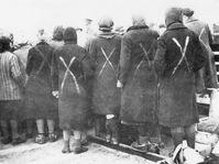 Women in Ravensbrück concentration camp