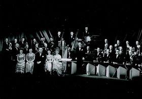 La orquesta de Karel Vlach, foto: J. Heller / Archivo de Popmuseum
