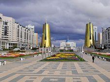 Астана (Фото: Jirka Dl, CC BY-SA 3.0)