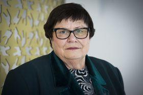 Марие Бенешова, фото: ЧТК/Шулова Катержина