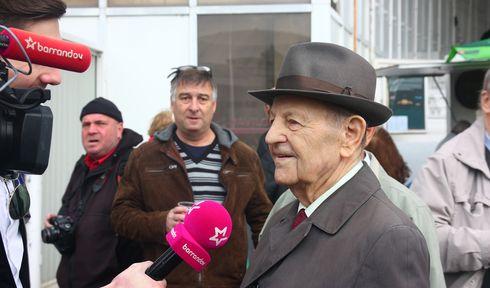 Milouš Jakeš, photo: Štěpánka Budková
