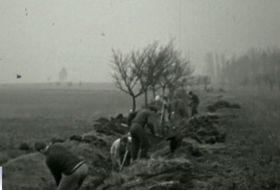 Meliorační práce zbavovaly půdu přebytku vody, foto: ČT24