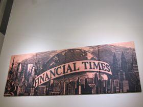 Financial Times de José Maria Cano, foto: Dominika Bernáthová