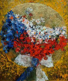 Tyleček, 'Le bouquet de fête', photo: Galerie La Femme