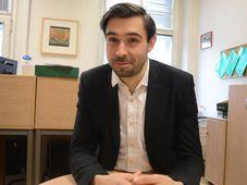 Tomáš Sacher (Foto: YouTube Kanal der Tschechischen Zentren)