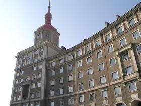 'Barroco de Stalin' en Ostrava-Poruba