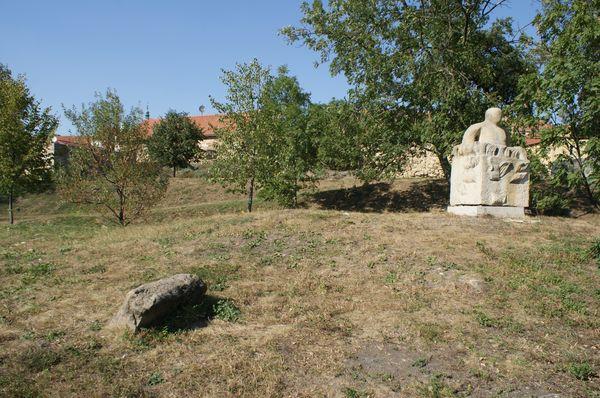 Alter Jüdischer Friedhof in Uherský Brod (Foto: Feťour, Wikimedia Commons, Public Domain)