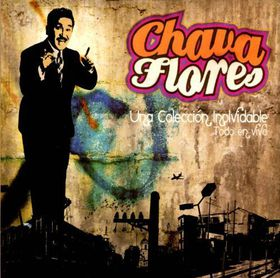 CD de Chava Flores, foto: Fonarte Latino