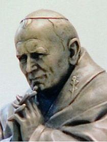 El Papa Juan Pablo II, foto: Archivo de ČRo