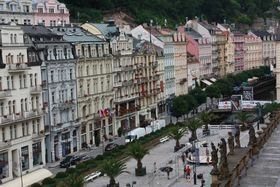 Karlovy Vary, foto: Barbora Kmentová
