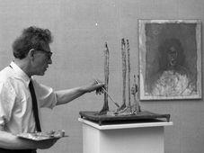 Alberto Giacometti (Foto: Paolo Monti, Wikimedia Commons, CC BY-SA 4.0)