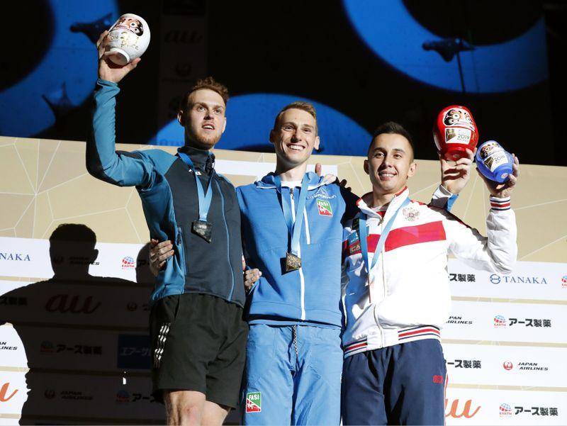 Jan Kříž, Ludovico Fossali, Stanislav Kokorin, photo: Kyodo News via AP / ČTK