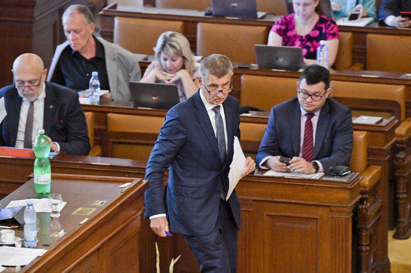 Заседание Палаты депутатов, фото: ЧТК / Вит Шиманек