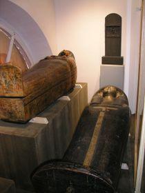 Momias en el palacio de Kynzvart