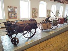 Hopfenmuseum in Saaz (Foto: Dominika Bernáthová)