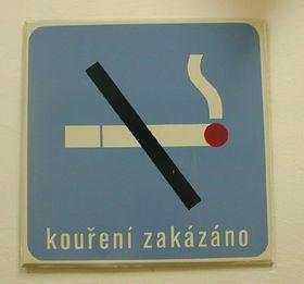Курить запрещается! (Фото: Яна Шустова)