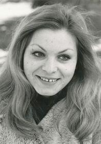 Věra Mrázková, photo: Archives de Magdalena Hrozínková