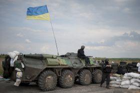 Ukraine-Konflikt (Foto: ČTK)