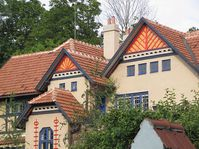 La villa de Jurkovi , photo: palickap, CC BY 3.0 Unported