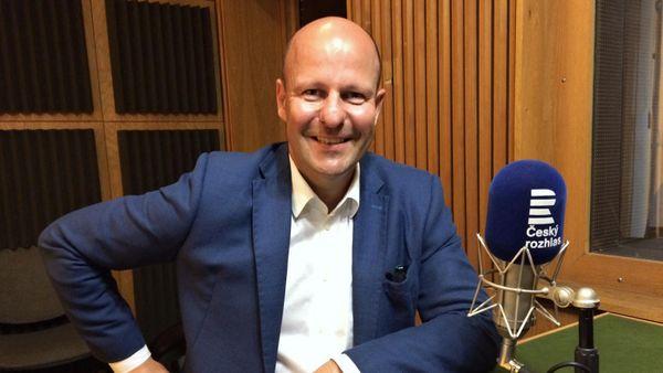 Петр Глубучек, фото: Štěpánka Duchková, Чешское радио