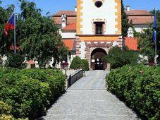 Palacio de Kratochvíle, foto: Barbora Kmentová