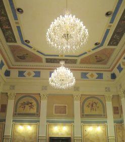 Kaiserlicher Saal (Foto: Martina Schneibergová)
