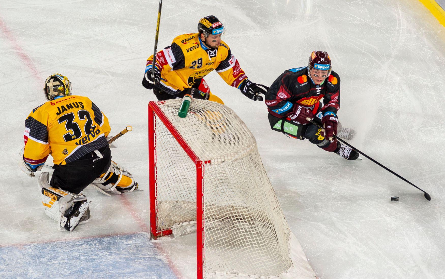 Tschechische Eishockey Liga