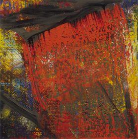 Gerhard Richter: Gudrun (Foto: Archiv der tschechischen Nationalgalerie)