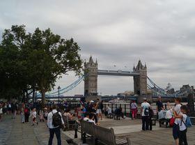 London, photo: Miloš Turek