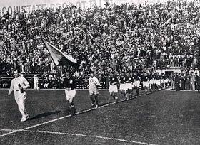 Le Coupe du monde 1934