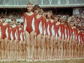 1985 Spartakiad, photo: Czech Television