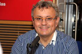 Vladimír Dlouhý, photo: Šárka Ševčíková / Czech Radio