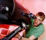 Los planetarios checos son visitados por miles de personas...