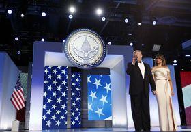 Дональд Трамп с женой Меланией, Фото: ЧТК