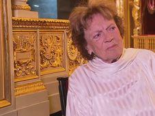 Vlasta Chramostová im Nationaltheater (Foto: Tschechisches Fernsehen)