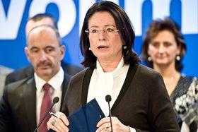 Miroslava Němcová, del Partido Cívico Democrático. Foto: Filip Jandourek / Archivo de ČRo