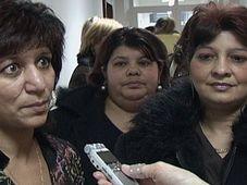 Elena Gorolová (links). Foto: Tschechisches Fernsehen