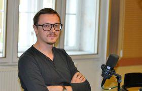 Петр Новак / Petr Novague (Фото: Эва Дворжакова, Чешское радио)