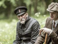 Martin Huba a Jan Budař ve filmu Hovory s TGM, foto: Bontonfilm