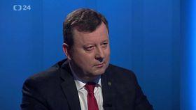Antonín Staněk (Foto: ČT24)