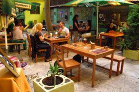 Restaurante colombiano en Praga, foto: Kristýna Maková