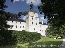 Schloss Březnice (Foto: CzechTourism)